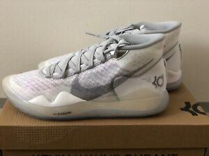 Dettagli su Nike Zoom KD 12 NRG WolfGrey CK1195 101 KD12 Da Uomo Basket NBA Scarpe Da Ginnastica mostra il titolo originale