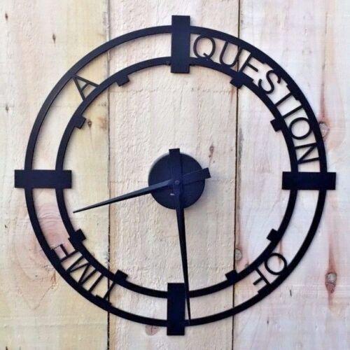 Wanduhr - A Question Of Time - Depeche Mode