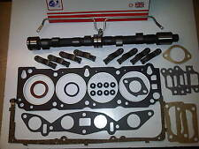 FORD CORTINA CAPRI & RS2000 2.0 OHC PINTO HEAD GASKET SET + CAMSHAFT KIT 1973-83