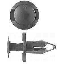 Lot of 50 Black Nylon Push Type Retainer 5//16 hole diameter