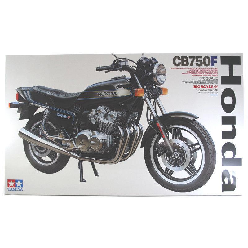 Tamiya 16020 Honda CB750F Bike Motorcycle Model Set 1 6 Scale
