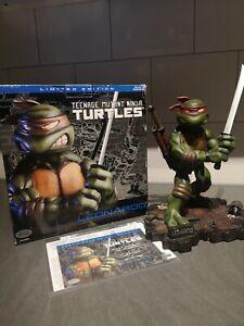 Playmates Teenage Mutant Ninja Turtles Leonardo Statue TMNT