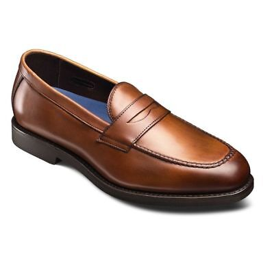 Sizes 9D/&11EEE 3E Allen Edmonds SFO Slip-On Dress Loafer Walnut New in Box