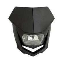 Polisport Halo H4 Headlight Black Motorcycle Enduro Universal Head Light NEW