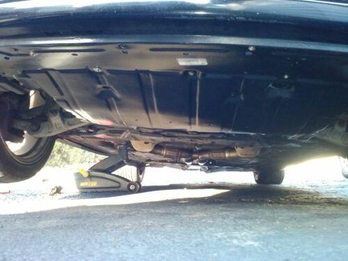 Brand New Aftermarket Nissan 350Z Engine Cover Splash Shield Under Tray 2003-08