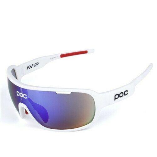5 Pieces POC Sunglasses Polarized Cycling Glasses Sports Glasses Glasses 2020!!