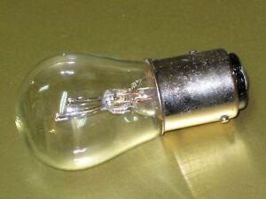 Image Is Loading Brake Light Bulb 6v 6 Volt Bayonet Offset