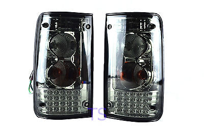 BACK REAR RED LED LH+RH TAIL LIGHT LAMPS FITS TOYOTA HILUX MK3 LN RN 1989-1997