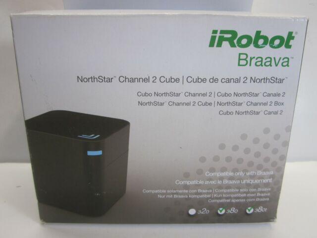 iRobot Braava 300 Series Mopping Robot ~ Channel 4 Northstar Navigation Cube