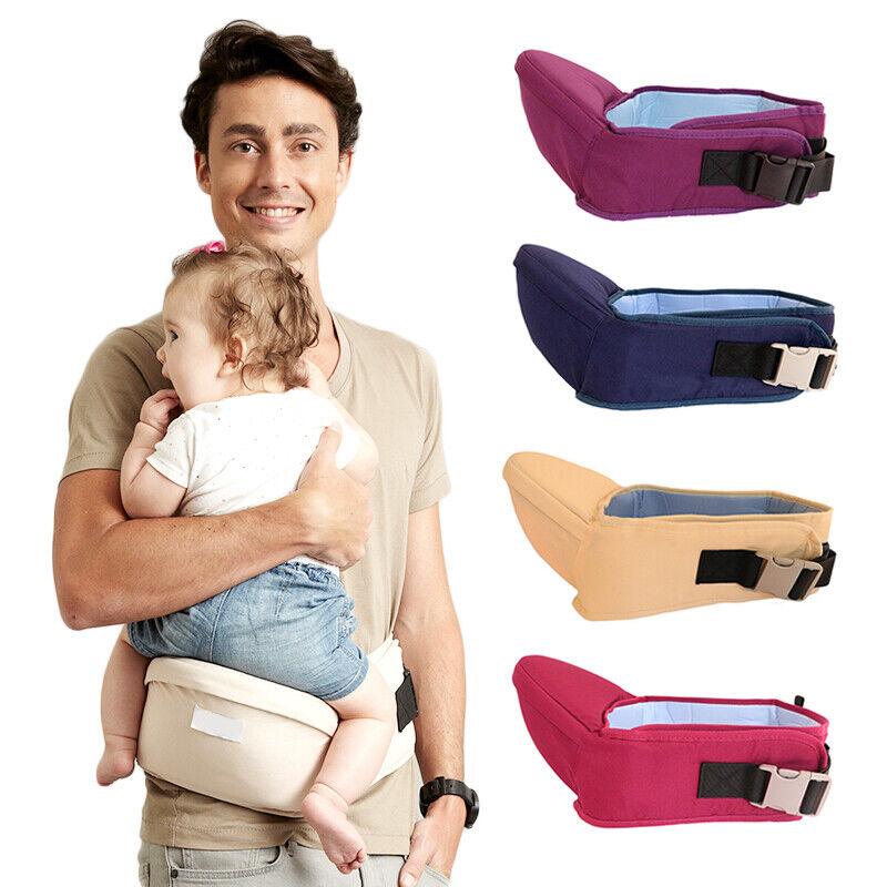 Baby Carrier Waist Stool Walkers Kids Sling Hold Belt Backpack Infant Hip Seat