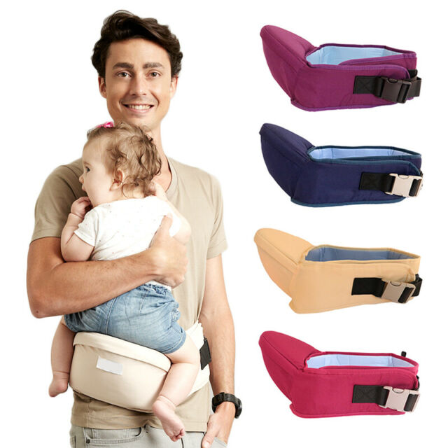 AIEBAO Baby Carrier Waist Stool Walkers Sling Hold Belt Backpack Kids Hip Seat