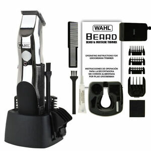 wahl cordless rechargeable body hair beard neck clipper trimmer 9916 1117 ebay. Black Bedroom Furniture Sets. Home Design Ideas