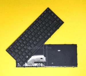 DE Tastatur HP Probook 430 G5 440 G5 445 G5 Series SCHWARZ