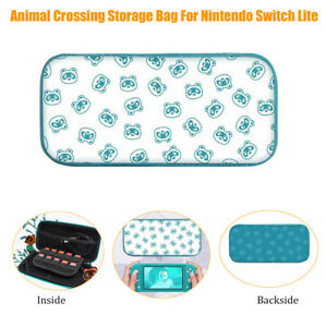 Portable Animal Crossing Storage Bag Carrying Case Cute For