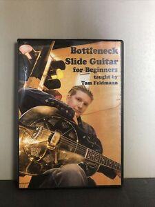 Bottleneck Slide Guitar for Beginners taught by Tom Feldmann