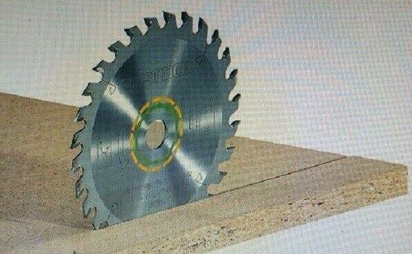 Festool CIRCULAR SAW BLADE 190mm For Wood Soft PlasticsGerman Brand- 32T Or 48T