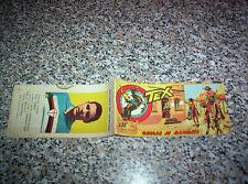 TEX STRISCIA SERIE MEFISTO N.19 ORIGINALE 1959 AUDACE M.BUONA TIPO ZAGOR RANGER