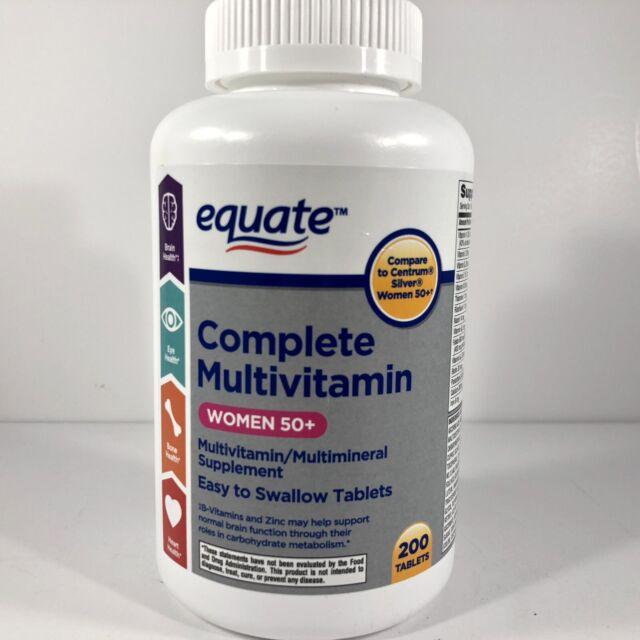 Cvs Spectravite Multivitamin Supplement 200 Tablets Ultra Women