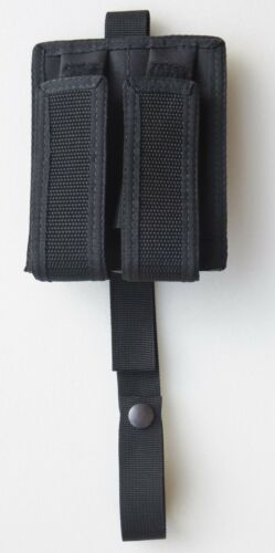 Add-on Double Magazine Pouch for Single Pad Shoulder Holsters 9MM//40//45