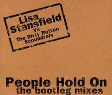 Lisa Stansfield vs Dirty Rotten Scoundrels - People Hold On (5 trk CD)