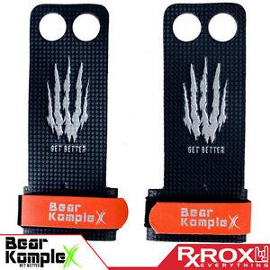 Bear komplex carbone comp poignées | 2 trous | crossfit pull-up gym gants-afficher le titre d`origine wEdNz2zS-07164247-832898804