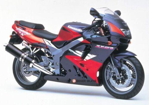 Kawasaki ZX9R 1995 stainless steel petrol tank fuel filler cap motorcycle bolts