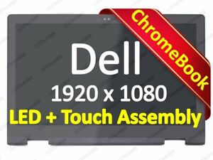 NEW-13-3-034-Dell-Inspiron-13-5368-Touch-Digitizer-amp-FHD-LCD-Screen-Assembly-06NKDX