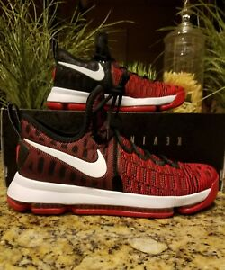 buy online 2a0cc 0909d Image is loading Nike-Zoom-KD-9-Size-10-5-Mens-