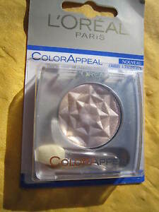 OMBRE-PAUPIERES-L-039-OREAL-BLANC-IRISE-COL-21-MAQUILLAGE-YEUX-NEUF