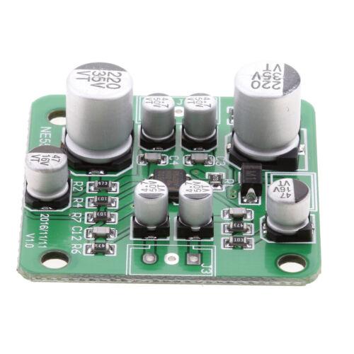 2-teiliger Vorverstärker NE5532 Stereo-Audioverstärker-Leiterplatte Für 4558