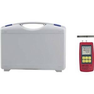 Greisinger-gmh3161-13-wpd5-manometro-calibrato-iso-pressione-dellaria-gas-non