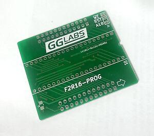 GGLABS F2R16-PROG-A01 PCB - Read/Write GGLABS F2R16 ROM emulator - TL866 Amiga