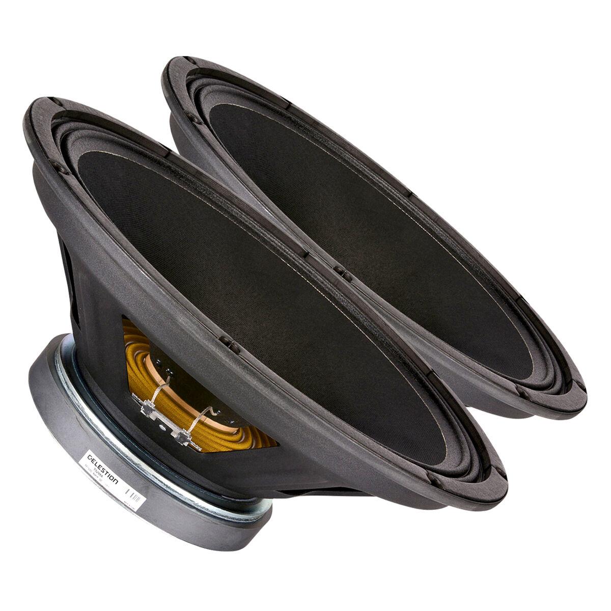 "Pair Celestion TF1530 15/"" Professional Speaker 8 ohms 800W 99 dB 3/"" Coil"