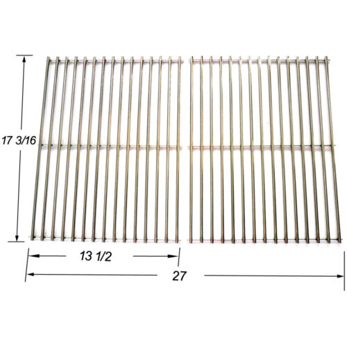 Uniflame Gas Grills Replacement stainlessa steel Cooking Grid SCX812