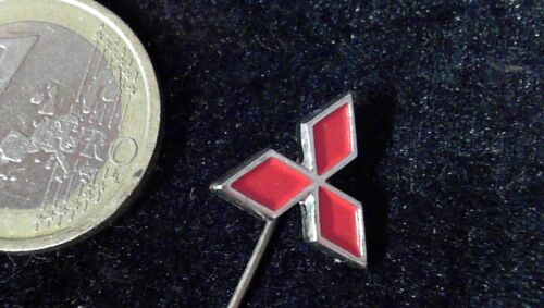 Mitsubishi Logo Emblem Anstecknadel kein Pin Badge Stern 80er Jahre