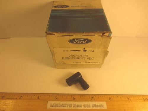 ELBOW FORD 1980//87  E100//350 VAN 5.8L 351W C.I.D. CRANKCASE VENT TUBE TO HOSE