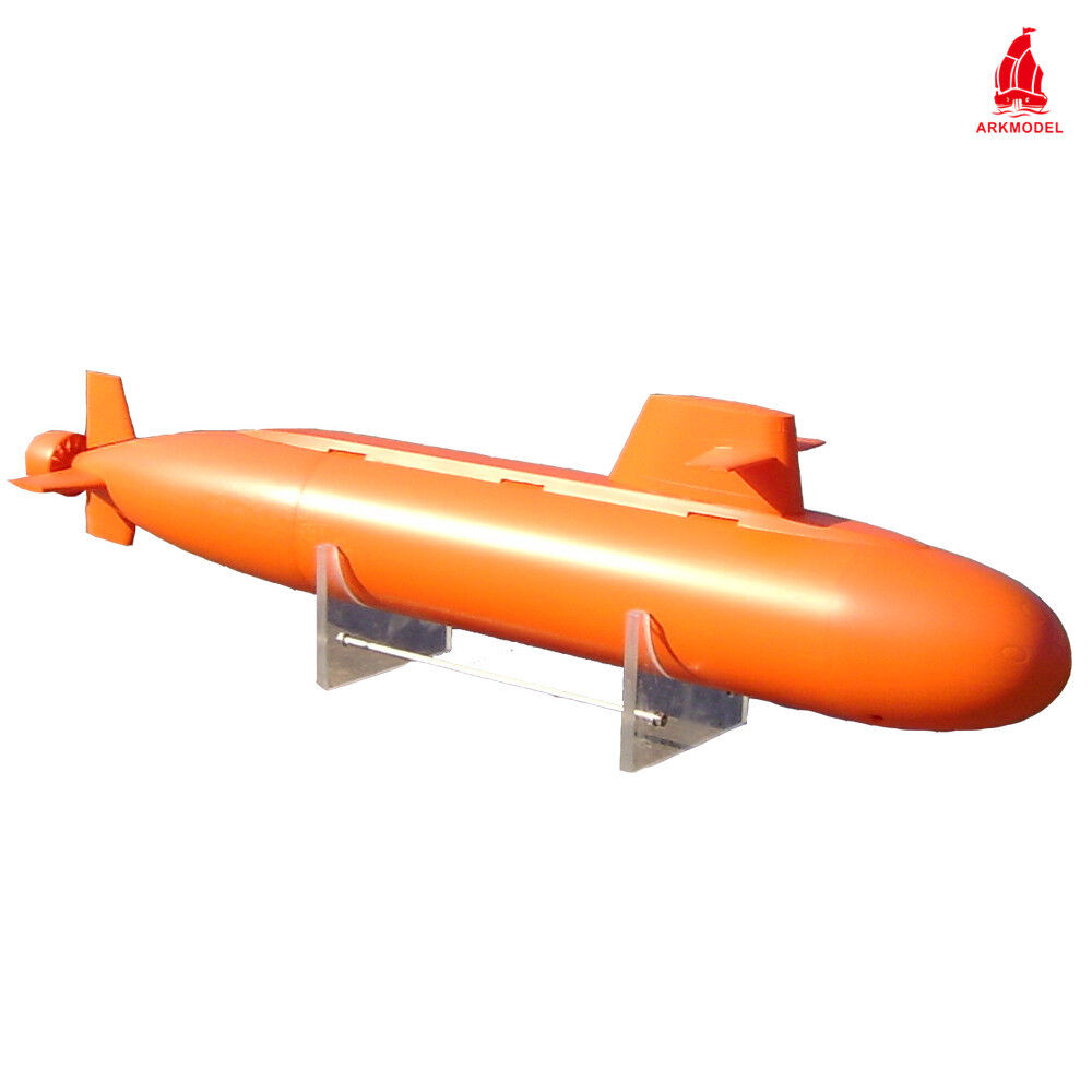 ARKMODEL 1 72 Red Shark RC Submarine Kit Nuclear Dynamic Diving HIGH QUALITY