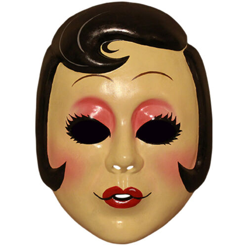 Authentic THE STRANGERS Prey At Night Pin Up Girl Mask NEW