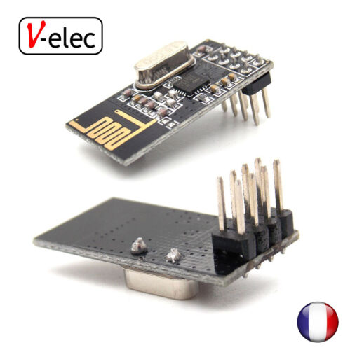 1116# NRF24L01-2.4GHz Antenna Wireless Transceiver Module For Arduino