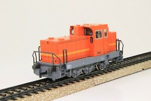 Marklin-h0-locomotive-HENSCHEL-Werkslok-AC-analogique-bien