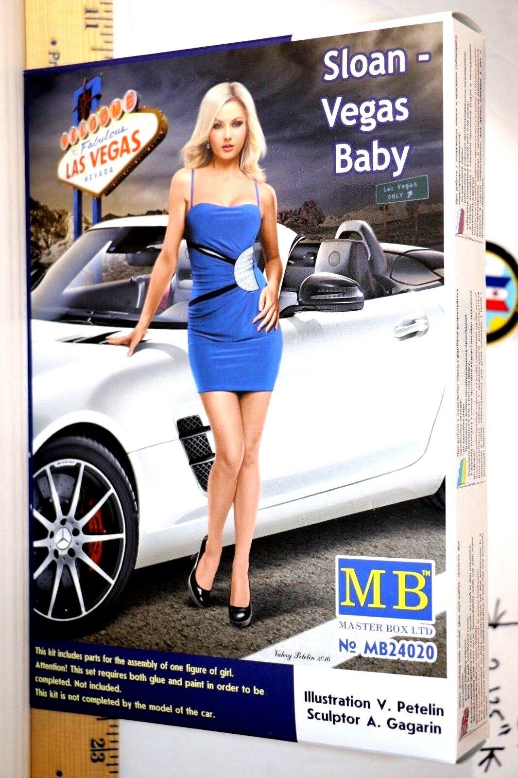 Master Box MB24020/Figure Sloan Vegas Baby