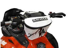 Image Is Loading Universal Skidoo Arctic Cat Yamaha Skinz Nxt Lvl