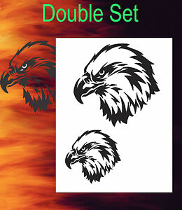 Details about Eagle 5 Animal Airbrush Stencil Spray Vision Template