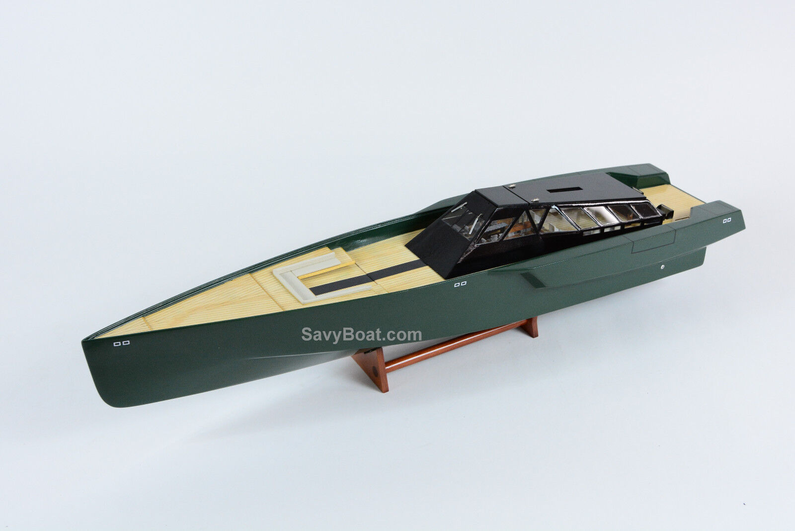 118 Wtuttiy energia Luxury Motor Yacht Wooden  Race Boat modello RC Ready 36   risparmia fino al 70%