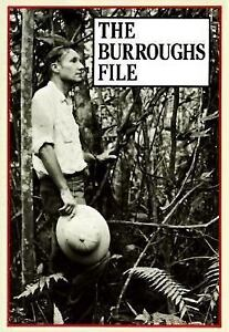 The-Burroughs-File-by-Burroughs-William-S-Paperback