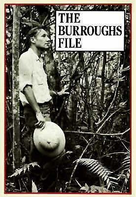 The Burroughs File by Burroughs, William S.