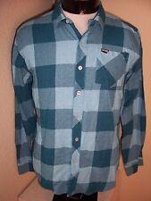 ZOO YORK medium M Flannel Button-up shirt Combine ship w/Ebay cart