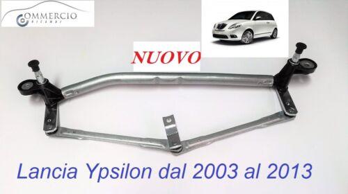 Lancia Ypsilon dal 2003 a 2013 Tiranteria Tandem Tergicristalli OE 51727384