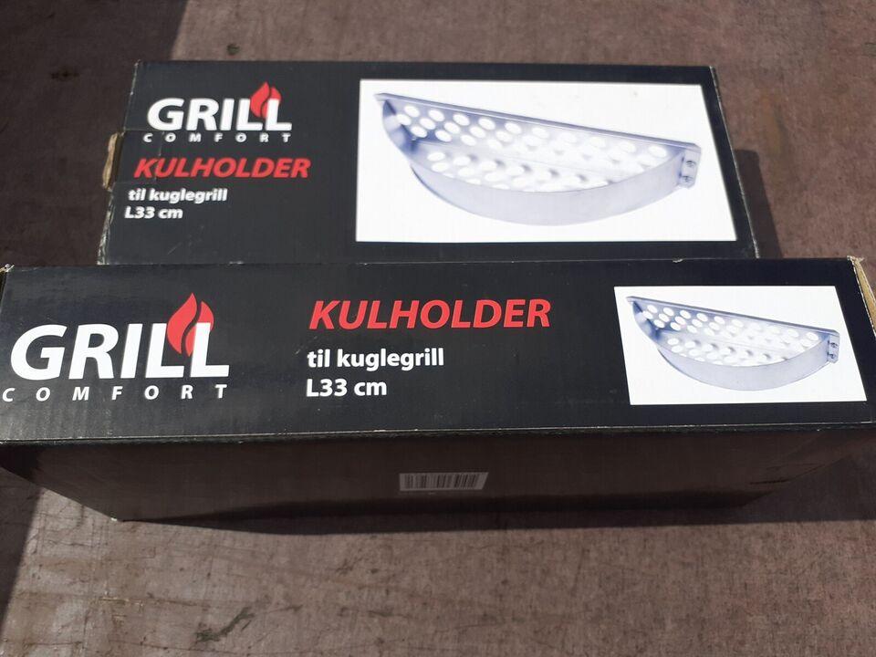 Kuglegrill, Grill comfort