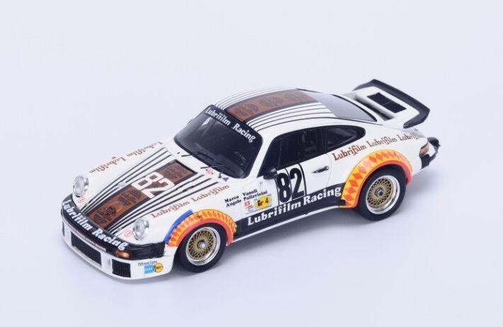 Porsche 934 Müller-Pallavicini-Vanoli  Le Mans  1979 (Spark 1 43   S3431)